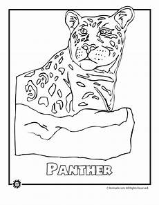 endangered animals coloring pages 16966 endangered rainforest panth woo jr activities