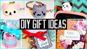 DIY Gift Ideas Make Your Own Cheap & Cute Presents