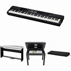 Casio Px 350 Privia 88 Key Digital Piano With Stand Bench
