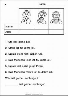 Kinder Malvorlagen Logicals German Logic Puzzles N 233 Met
