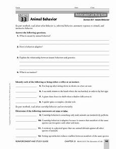 animal behavior worksheets high school 13807 innate behavior worksheet for 9th higher ed lesson planet