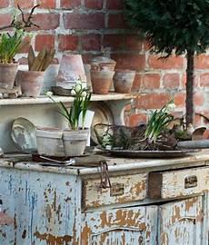 Shabby Chic Garten Gestalten Mit Passender Deko M 246 Beln