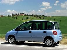 Fiat Multipla 2 Restyl 233 E La Meilleure Voiture 6 Places D