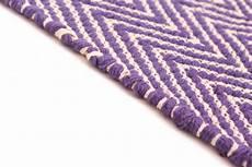 Teppich 300 X 400 - teppich 300 x 400 cm baumwollteppich marina lila
