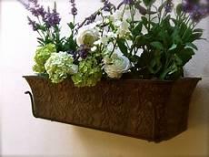 Blumenkästen Für Die Wand - blumenkasten f balkon landhaus rustikal metall