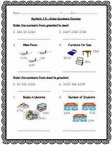 math place value worksheets 3rd grade 5531 my math 3rd grade chapter 1 place value worksheets by joanna