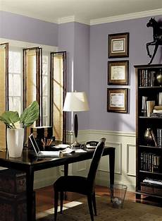 interior paint ideas and inspiration home office colors purple home offices yellow home offices