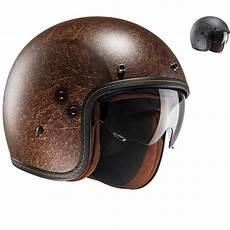 hjc fg 70s vintage open motorcycle helmet retro