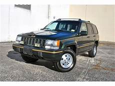 manual cars for sale 1995 jeep grand cherokee navigation system sell used 1995 jeep grand cherokee limited 5 2l v8 4x4 loaded must see no reserve in egg
