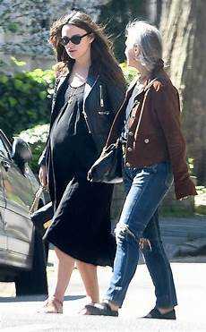 Keira Knightley S Baby Bump Is Bigger Than See The