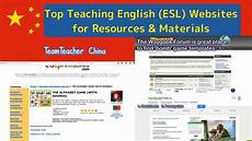 top free teaching english esl websites for resources materials youtube