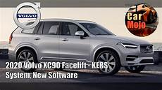 volvo xc90 facelift 2020 2020 volvo xc90 facelift kers system new software