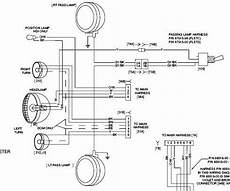 harley headlight wiring diagram how we doing i a 02 harley heritage softtail classic fi needed to cut the wire harness