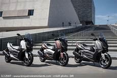 Essai Yamaha X Max 300