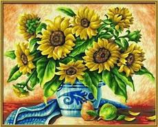 Sonnenblume Malen Nach Zahlen Malvorlage Schipper 609350549 Sonnenblumen Archiv Malennachzahlen