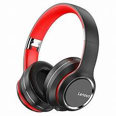Lenovo Hd200 Bluetooth Earphone Foldable lenovo hd200 bluetooth earphone ear foldable computer