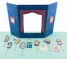 how to make a homemade puppet theatre homemade puppets puppet crafts puppets