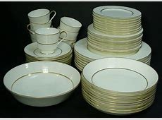 MIKASA china HUNTER pattern A1112/112 70 Piece Set Service