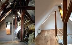 Dachausbau Vorher Nachher - rehm trockenbau aschaffenburg obernburg