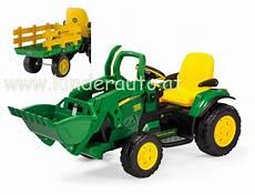 12v peg perego deere ground loader elektro traktor