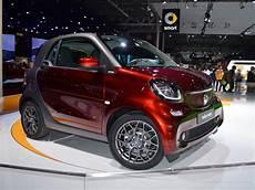 Smart Fortwo 2014 Preis Und Motoren Autozeitung De