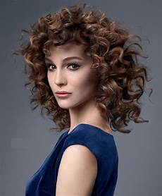 22 sorts of spiral perm hairstyles for women