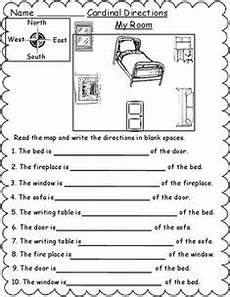 worksheets on directions for grade 4 11747 which direction printable worksheet for k social studies kindergarten social