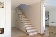construire un escalier en bois interieur escalier droit design int 233 rieur contemporain escalier