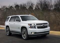 2018 Chevrolet Tahoe And Suburban RST Hopped Up Family