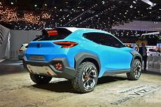 subaru s viziv concept car is pumped of