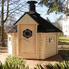 Mini Kota Grill Sauna Huette K4 Optirelax