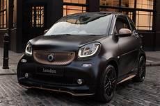 smart launches disturbing edition brabus fortwo