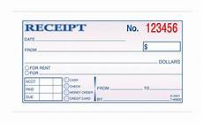 adams money rent receipt carbonless 3 pk