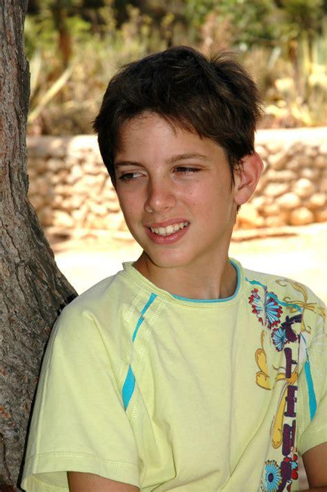 Cute Boy Model