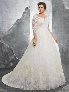 20 gorgeous plus size wedding dress you ll love