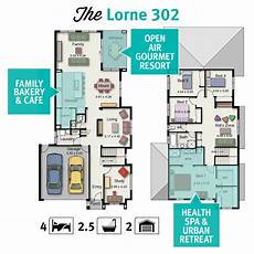 hotondo house plans the lorne 302 is such a great 2 storey home design by