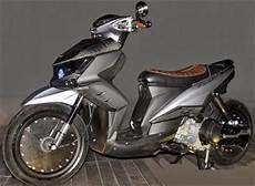 Modifikasi Motor Seperti Sepeda by 34 Foto Gambar Modifikasi Motor Yamaha Xeon Gt 125 Eagle Eye