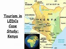 teaching directions with maps 11785 the impacts of tourism in kenya
