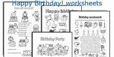 happy birthday worksheets esl 20219 happy birthday worksheets