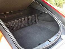 jaguar f type coupe trunk envelope style trunk cargo net for jaguar f type coupe