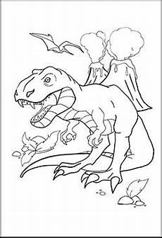 Gratis Ausmalbilder Zum Ausdrucken Dinosaurier Malvorlagen Dinosauriern Und Drachen Kostenlose