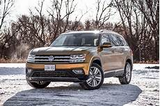 vw atlas reviews review 2018 volkswagen atlas execline canadian auto review