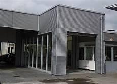 Anbau Direktannahme Autohaus Franken Fangstrasse Hamm