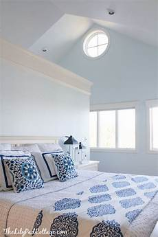 new paint color let the makeover begin the pad cottage blue bedroom walls light blue