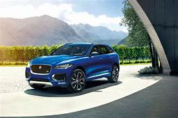 Jaguar Introduces New Ingenium Gas Engine For 2018 F Pace