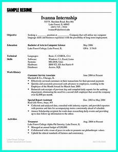 resume sle language what you will include in the computer science resume depends on the training as well as the