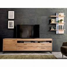 tv wandregal gro 223 es design tv board wandregal in eiche bianco