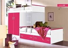 Jugendzimmer Mit Viel Stauraum - luxus kinderzimmer mit hochbett viel stauraum kinderzimmer