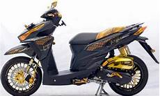 Modif Simple Vario 150 by Modifikasi Honda Vario 150 Esp Sticker Simple Desain