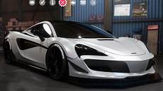 Need For Speed Payback Mclaren 570s Coupe Customize